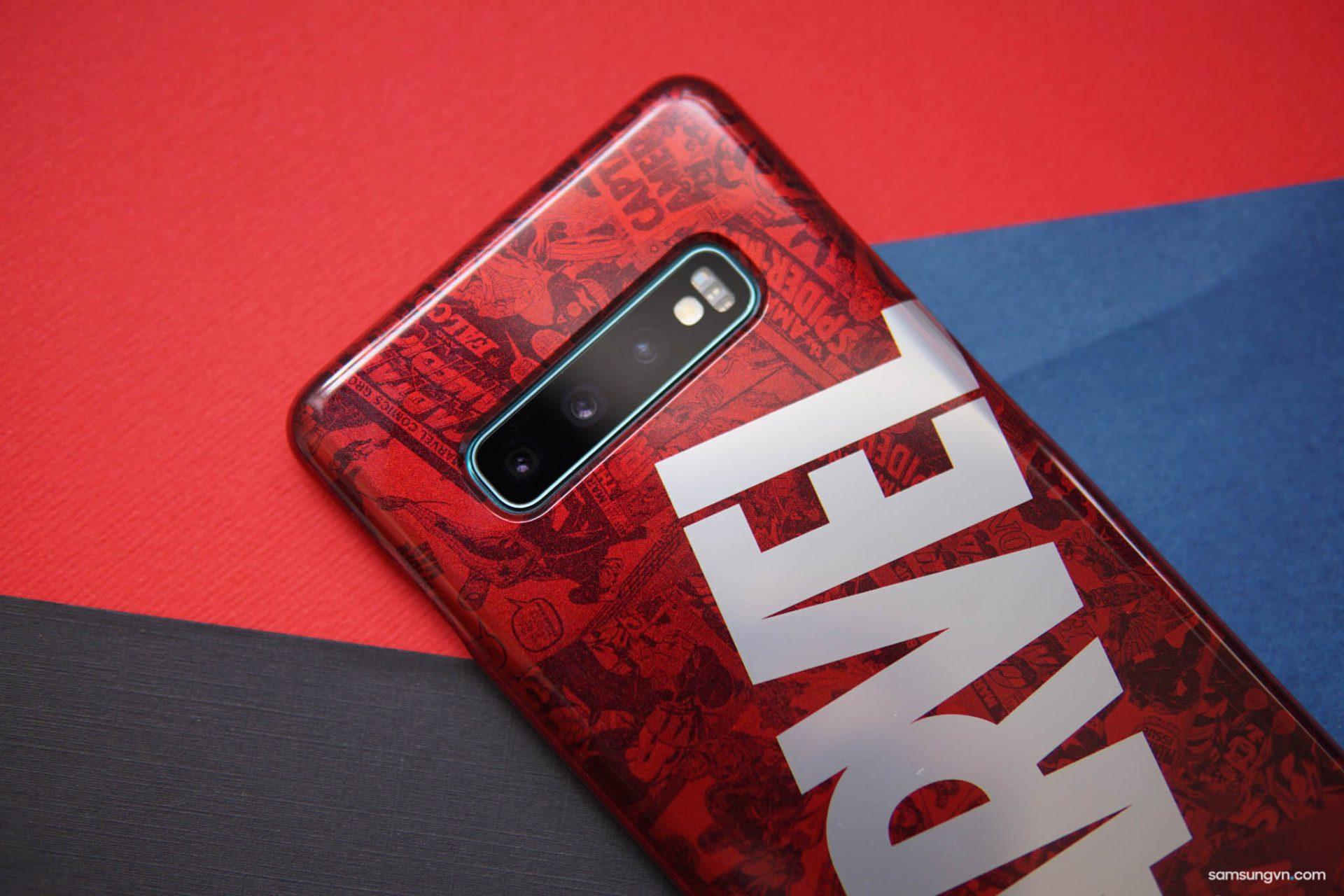 Thời gian tới, Samsung sẽ có smartphone với camera độ phân giải lên đến 64MP