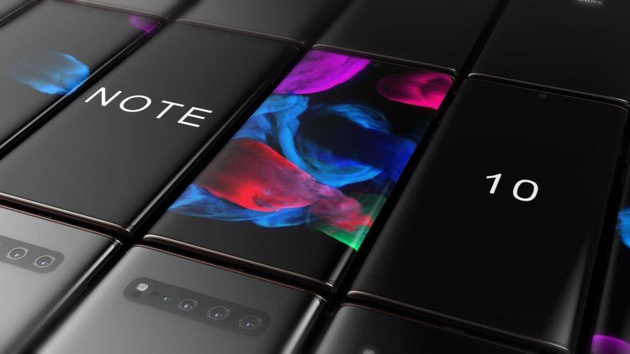 Note10 Pro sẽ là cách mà Samsung đặt tên cho phiên bản màn hình lớn hơn?