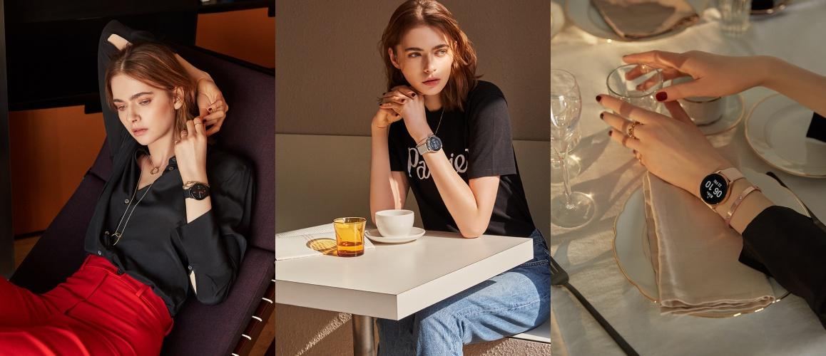 Galaxy Watch Active chính thức ra mắt tại Việt Nam: thiết kế thời trang, trẻ trung, kiểm soát sức khoẻ hoàn hảo