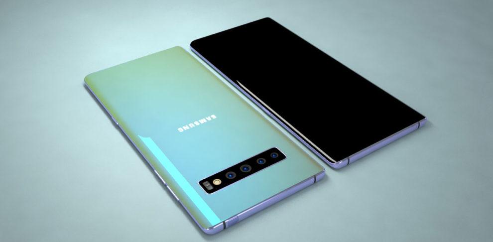 Galaxy Note10 Pro sẽ pin dung lượng lên đến 4500 mAh?