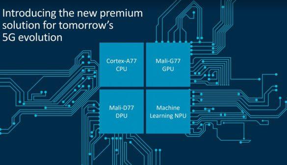 Hãng ARM ra mắt Cortex-A77 và Mali-G77, sẽ có mặt trên Exynos cho Galaxy S11?