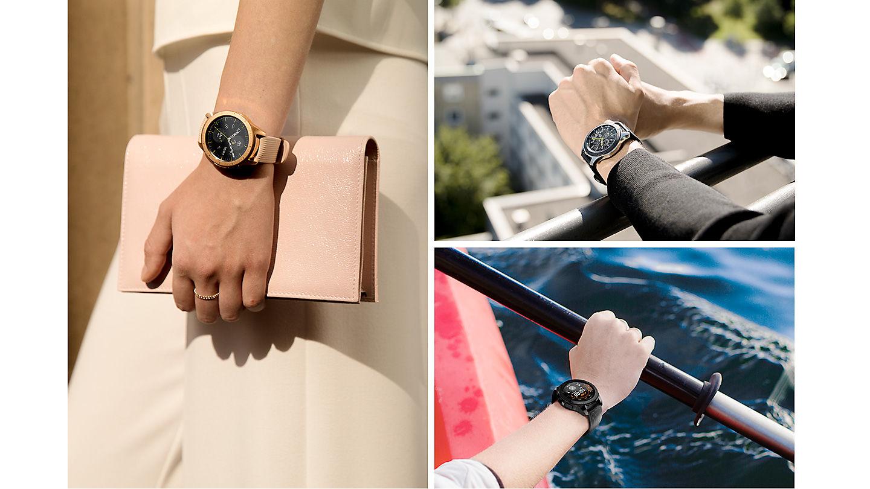 Samsung đang phát triển Galaxy Watch thế hệ mới?