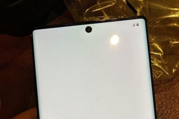 Cả nhà ơi, đây là hình ảnh thực tế của Galaxy Note10 chăng?