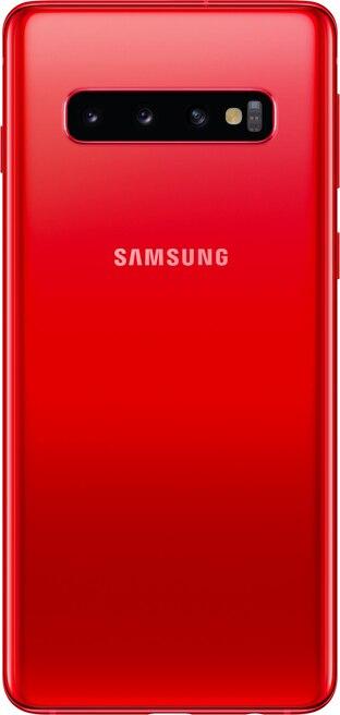 Samsung Thụy Sỹ ra mắt Galaxy S10 | S10+ màu đỏ (Cardinal Red)