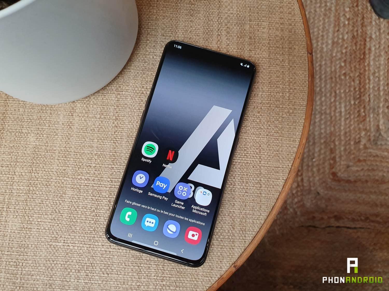 Galaxy A90 sẽ có Snapdragon 855, mạng 5G và camera công nghệ Tilt OIS