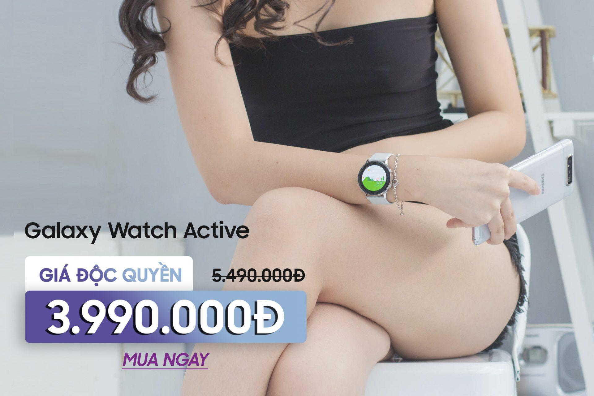 Đây là chiếc smartwatch giảm sốc 30% mà anh em không nên bỏ qua!