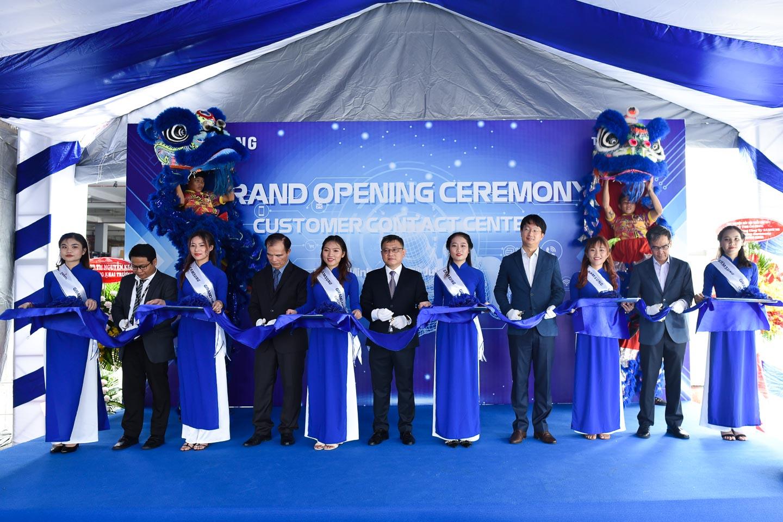 Samsung chính thức khai trương Tổng Đài Chăm Sóc Khách Hàng 24/7 tại Việt Nam