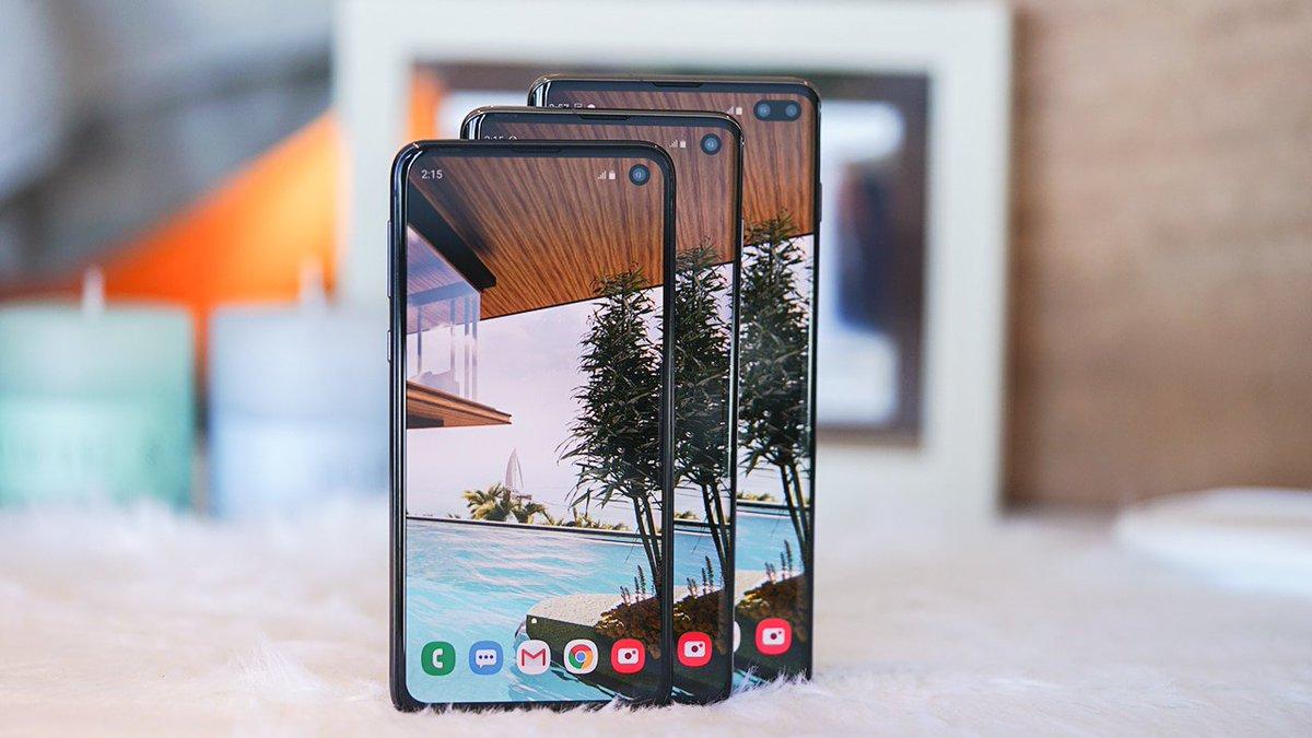 Galaxy S10 series bán chạy hơn Galaxy S9, Samsung tăng thị phần smartphone toàn cầu