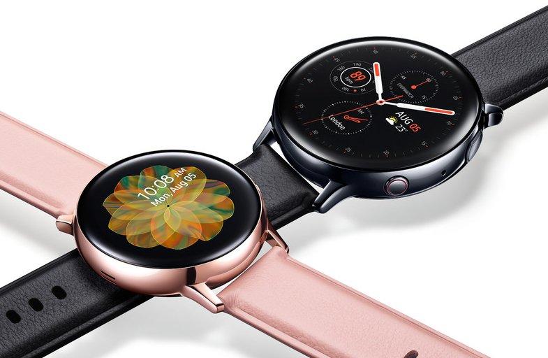 Lộ diện Watch Active2: có 2 phiên bản, có thể thao tác trên vòng Bezel, …