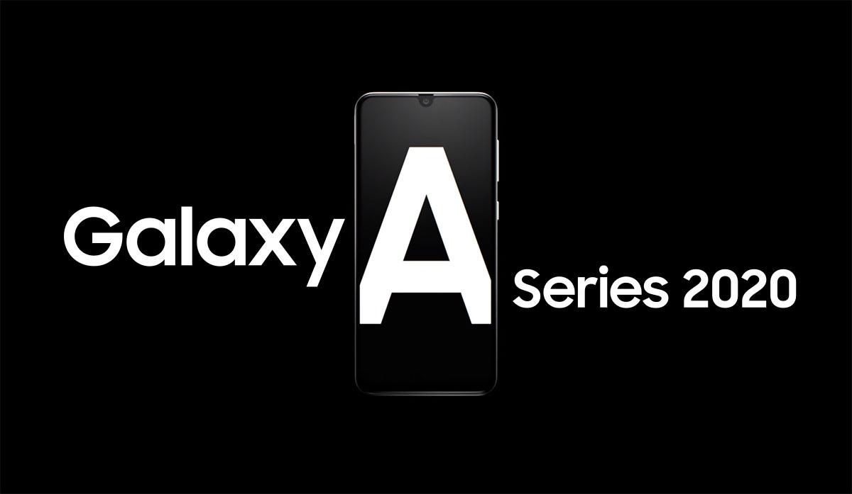 Đây là cách Samsung đặt tên cho Galaxy A series 2020