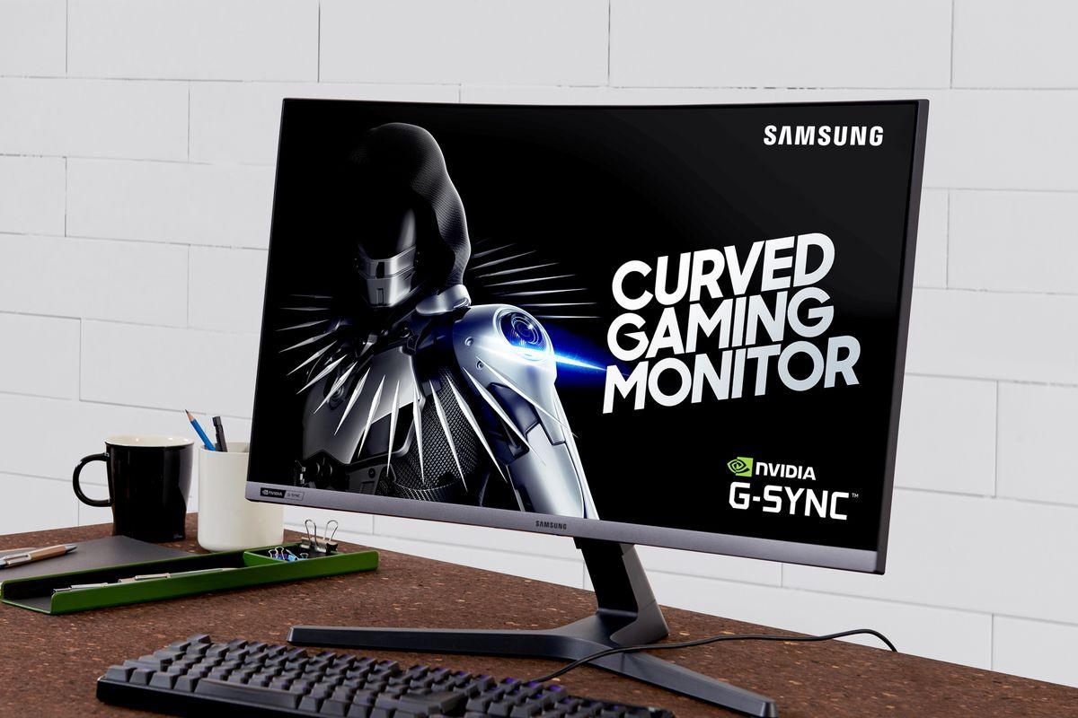 Samsung giới thiệu màn hình máy tính chơi game cong 240Hz CRG5