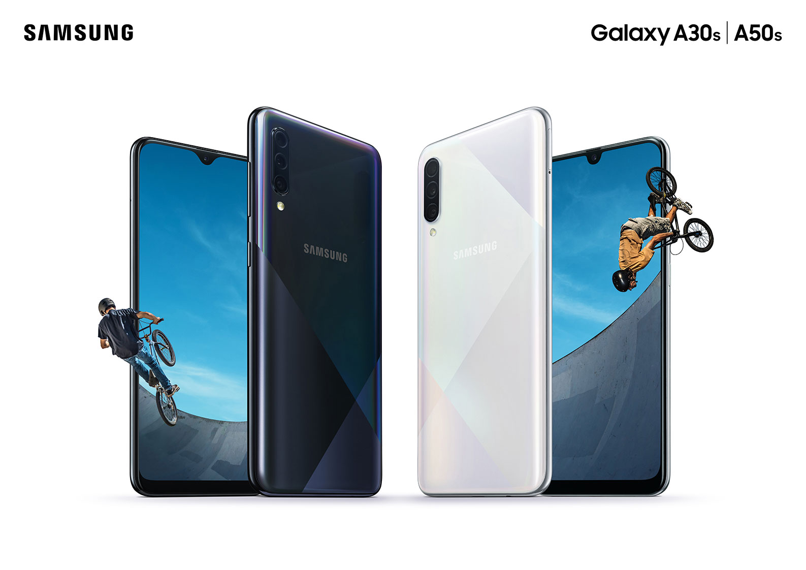 Samsung chính thức giới thiệu bộ đôi Galaxy A50s & A30s tại Việt Nam