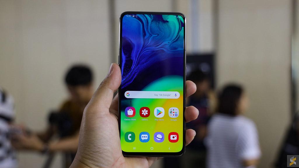 Samsung chuẩn bị ra mắt Galaxy A90 5G và Galaxy A91 hỗ trợ sạc 45W