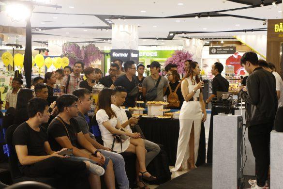 Galaxy Note10 thu hút rất nhiều fan công nghệ tại Tech Offline của FPT Shop