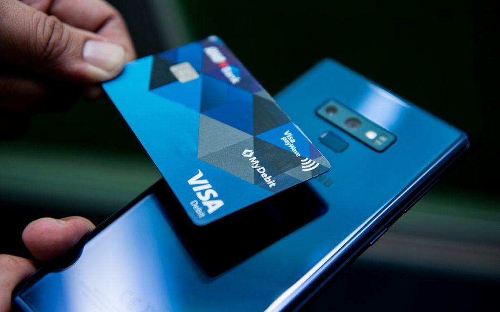 Samsung Pay Touch ra mắt tại Canada: biến smartphone thành máy POS