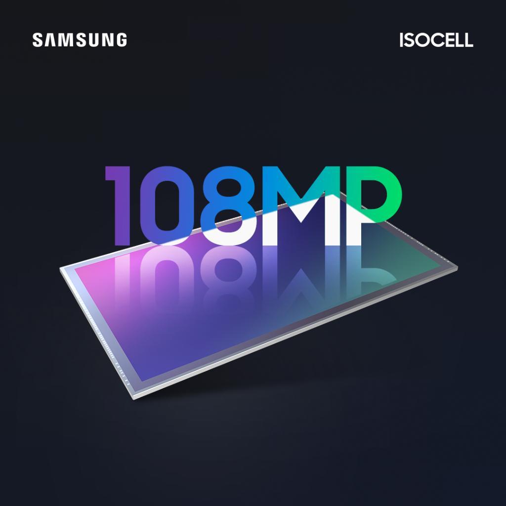 Samsung hợp tác Xiaomi ra mắt cảm biến camera độ phân giải 108MP