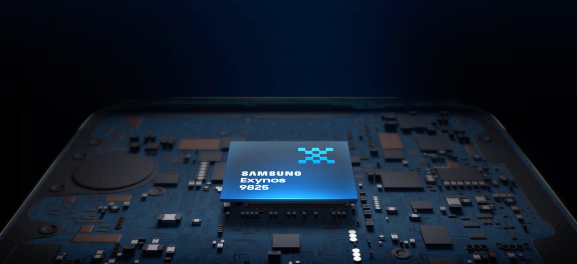 Samsung Exynos 9825 chính thức ra mắt với quy trình 7nm EUV đầu tiên