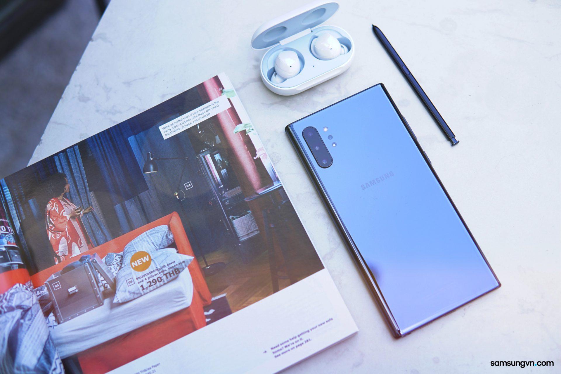 Galaxy Note10+ pin không ngon? Đừng vội đánh giá khi chưa dùng …
